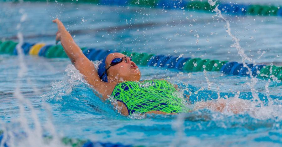 FGCU+swimming