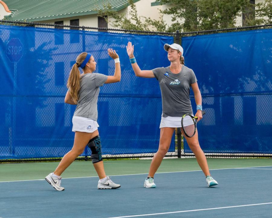 FGCU+women%27s+tennis