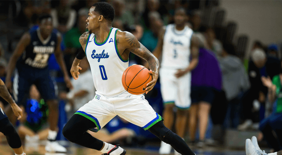 Brandon Goodwin scores 29 as FGCU men's basketball moves to 7-1 in ASUN play with victory over UNF