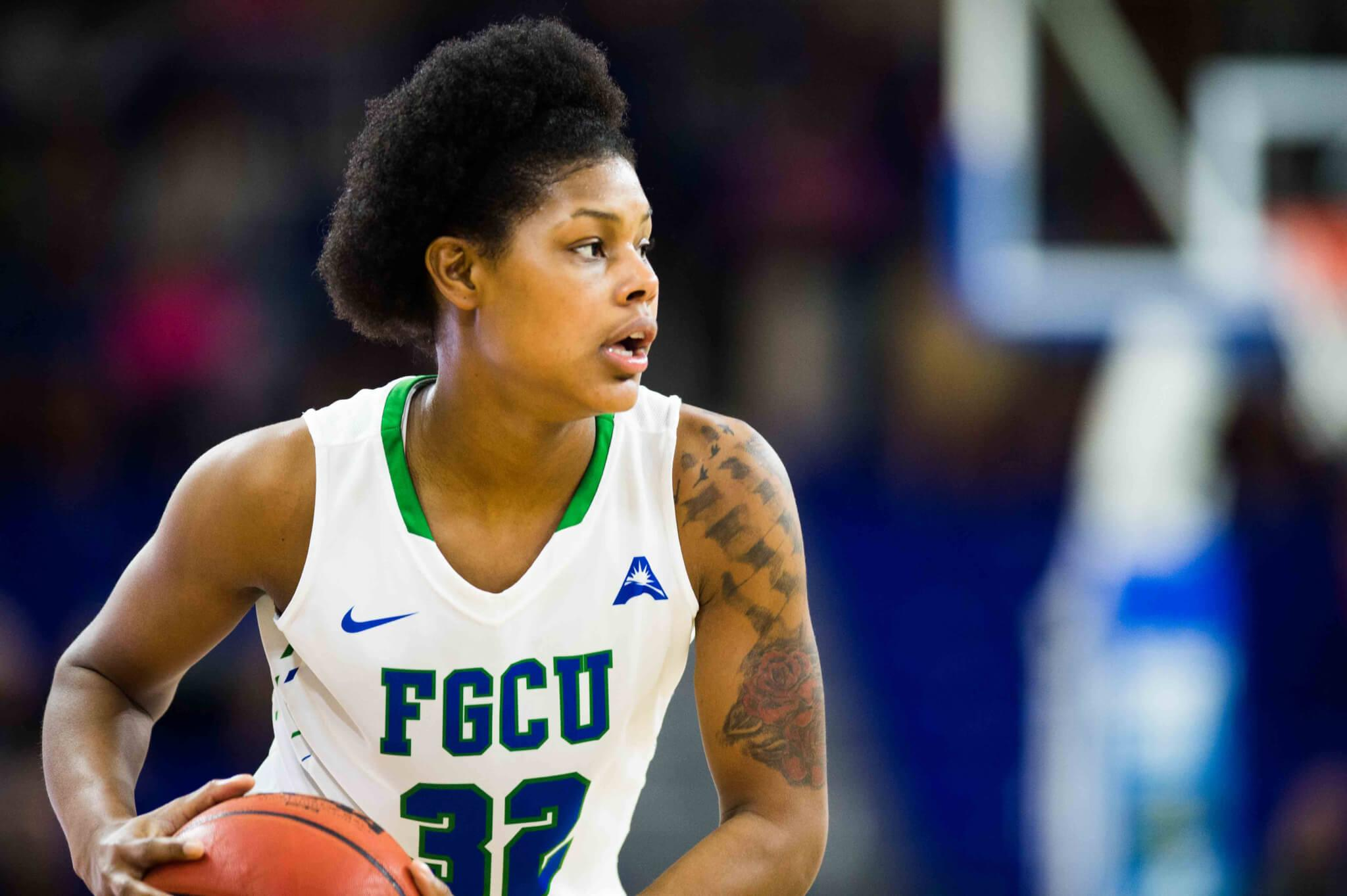 FGCU women's basketball defeats Kennesaw State to move to 14-0 at home