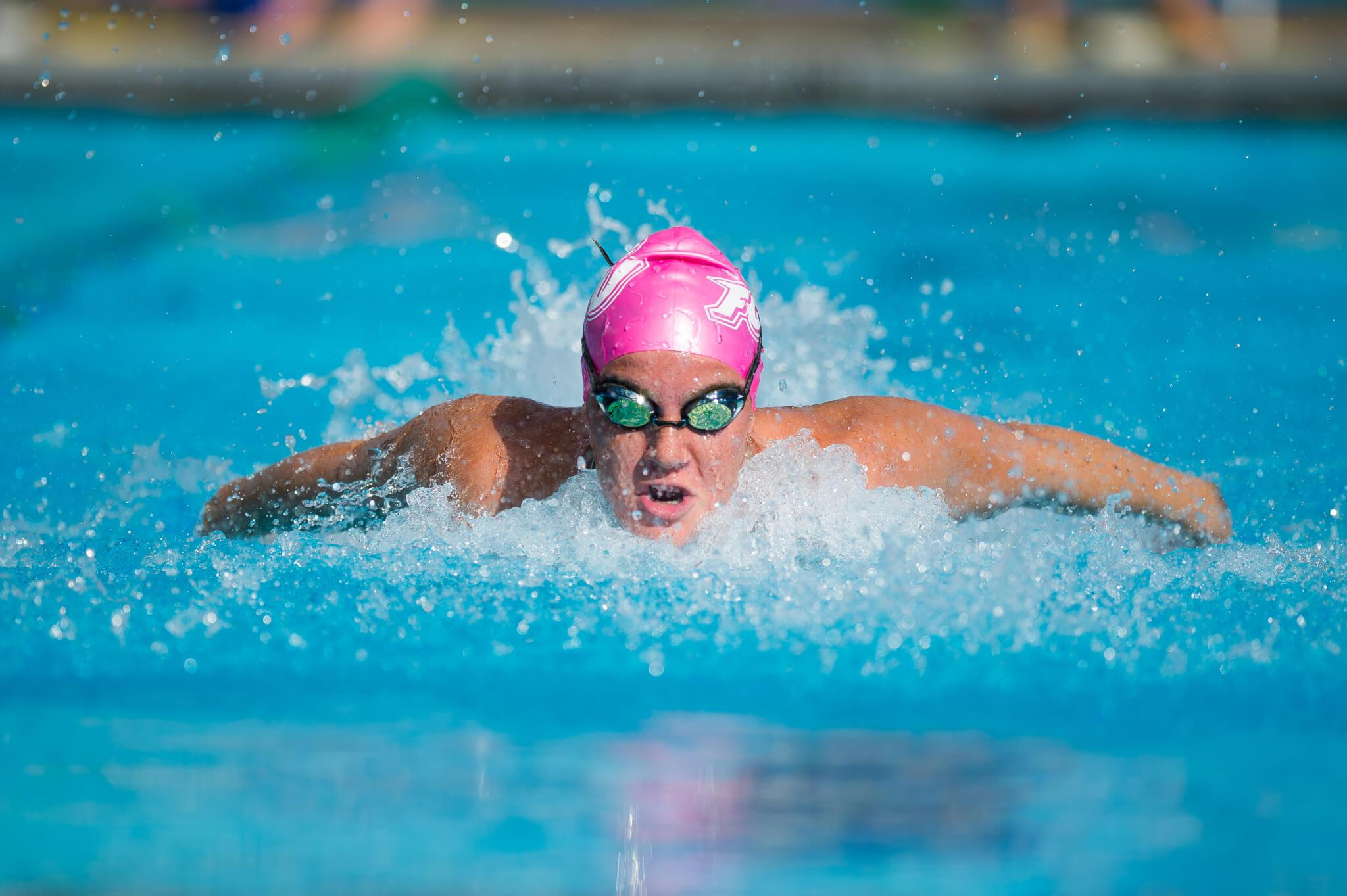 FGCU swimming and diving wins third straight conference title