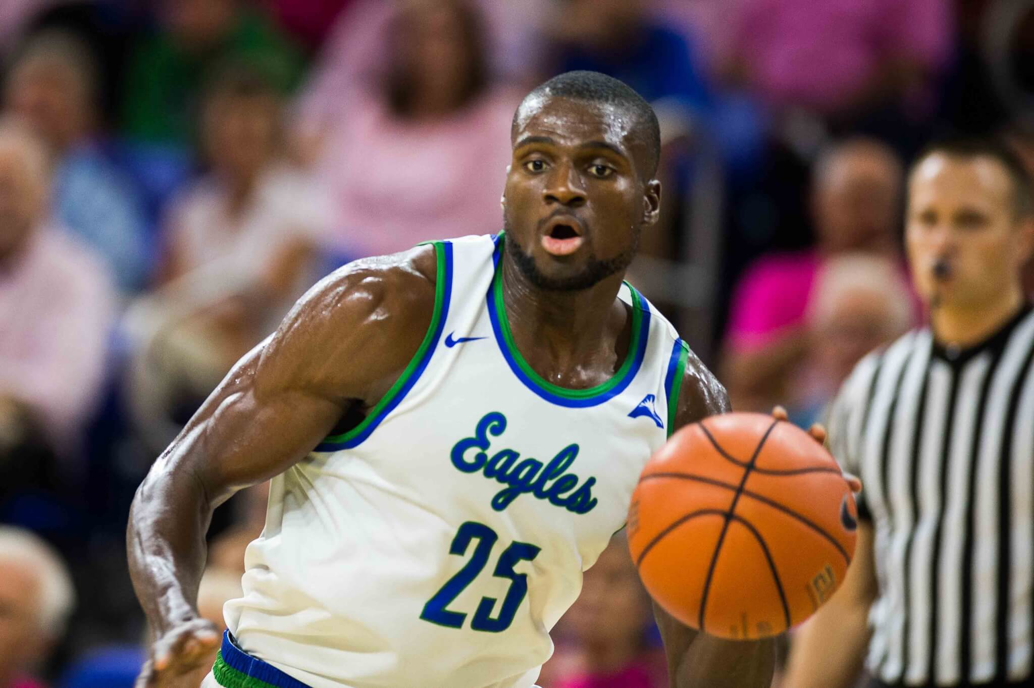Marc-Eddy Norelia reaches 1,000 career points despite FGCU's loss to Lipscomb