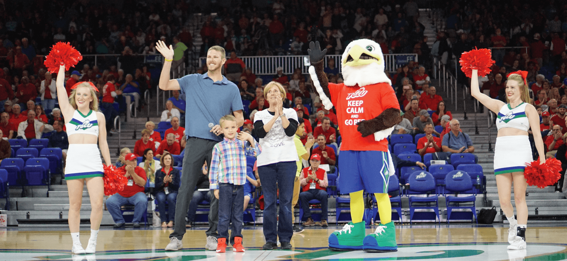 Laces of Love returns to FGCU