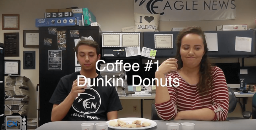 Eagle News Does: Coffee and Bagel Taste Test