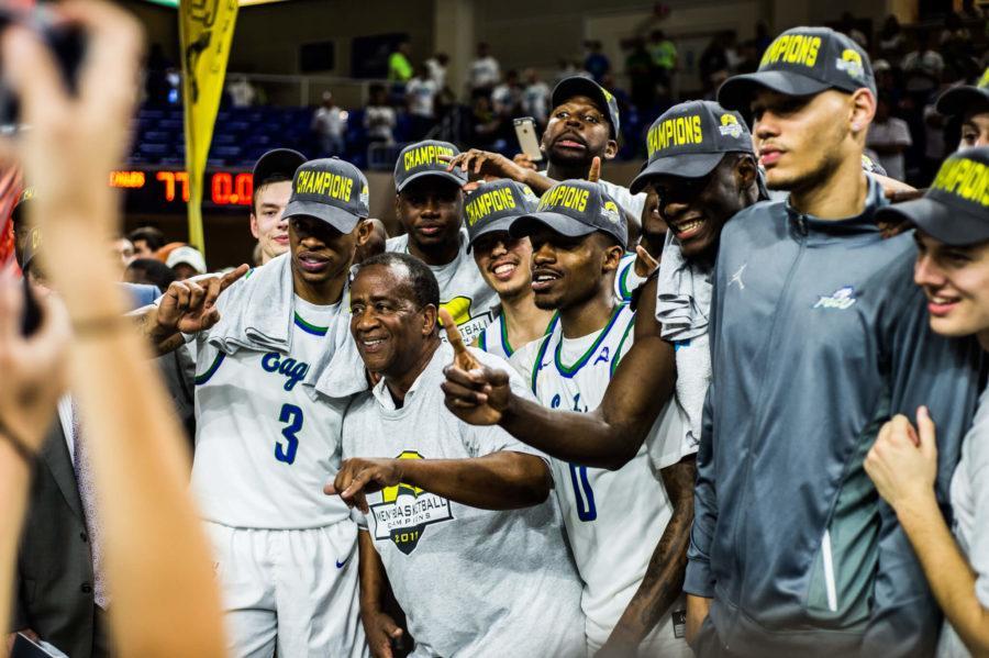 FGCU men's basketball wins ASUN championship