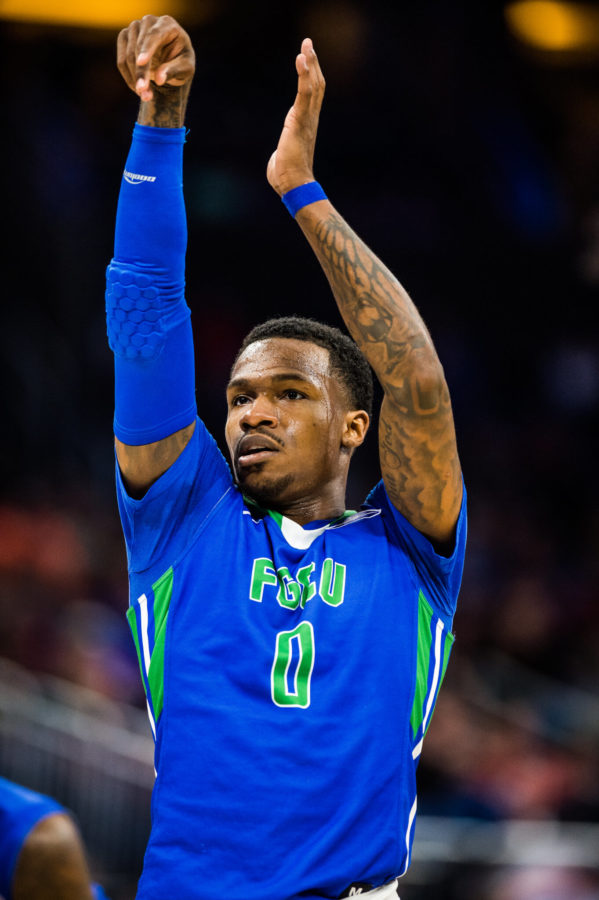Former+FGCU+guard+Brandon+Goodwin+is+first+NBA+player+from+university%3B+Photo+by+Brad+Young+