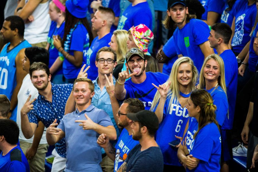 FGCU+BASKETBALL