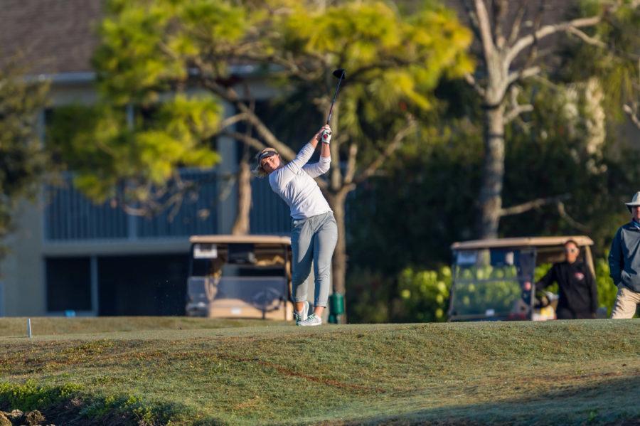 FGCU+golf