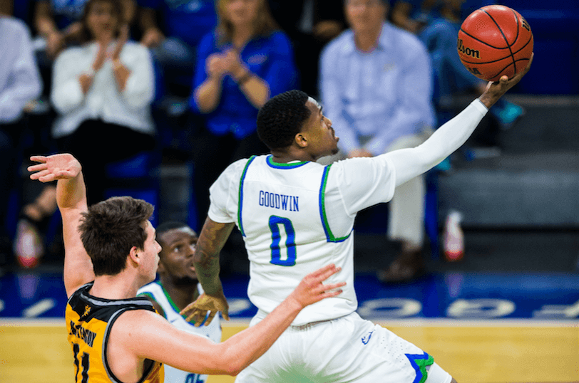 FGCU men's basketball rides strong performance from Goodwin to book a spot in the ASUN Final