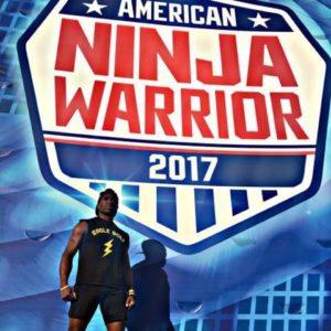 FGCU student American Ninja Warrior