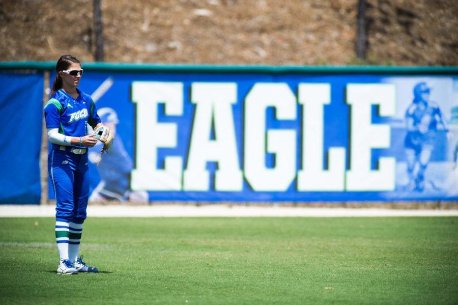 Softball+swept+by+USC+upstate