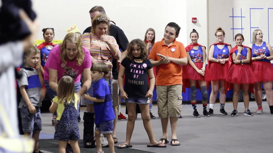 FGCU+Dance+Marathon+raises+money+for+Childrens+Miracle+Network
