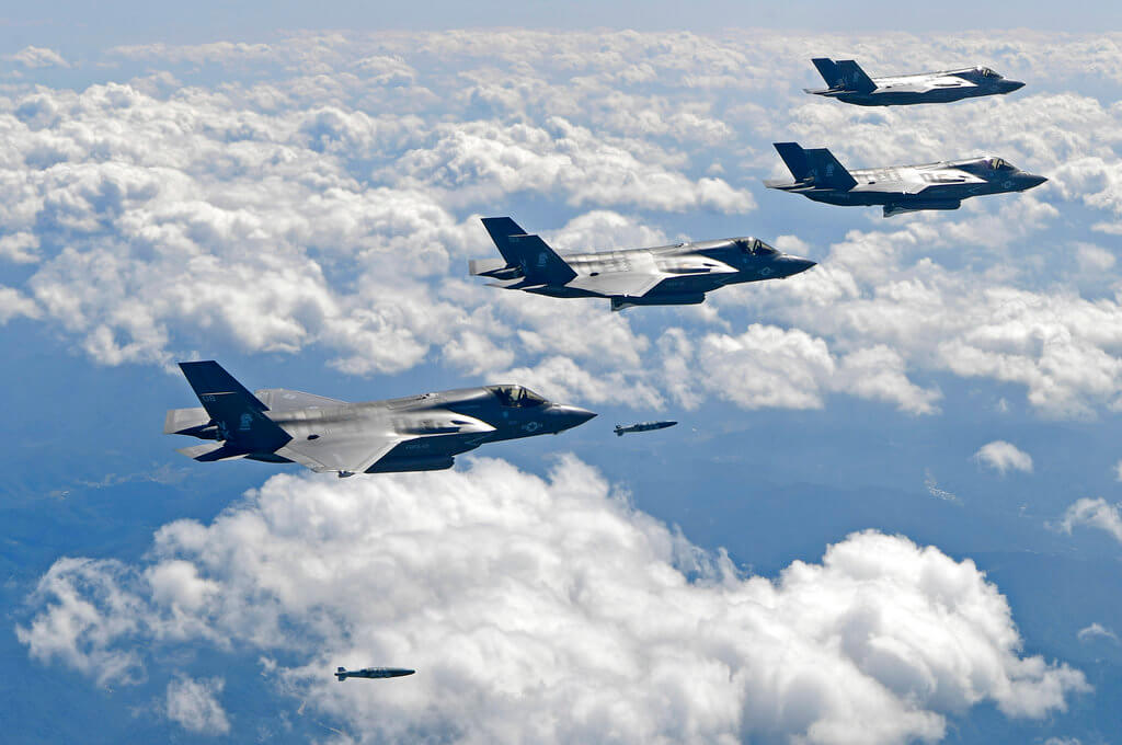 United States Air Force celebrates 70 year anniversary