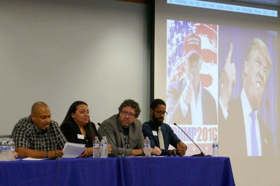 Racism panel