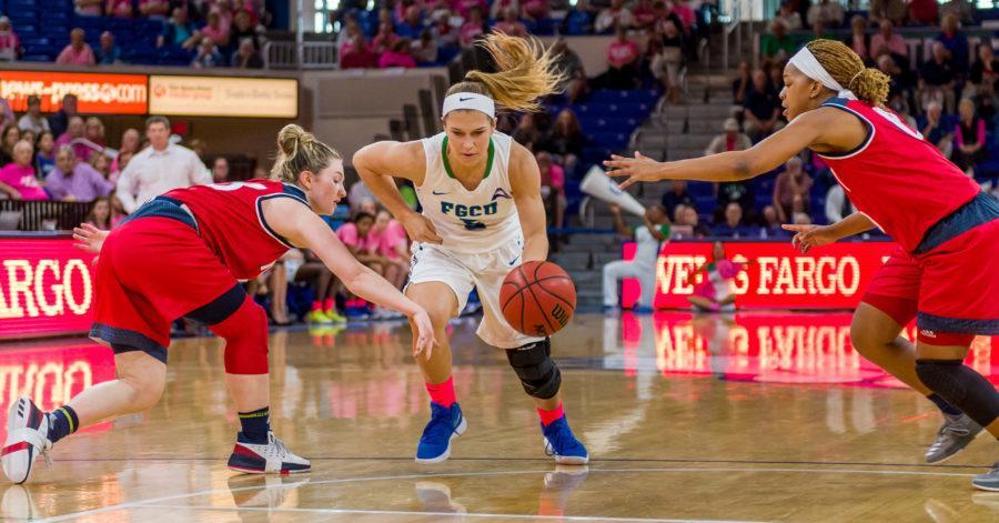 FGCU+women%27s+basketball