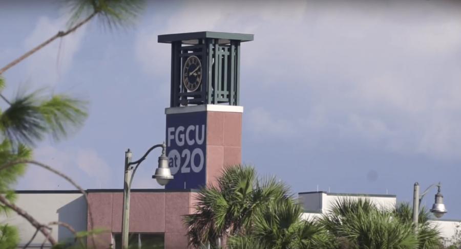 FGCU Bell Tower