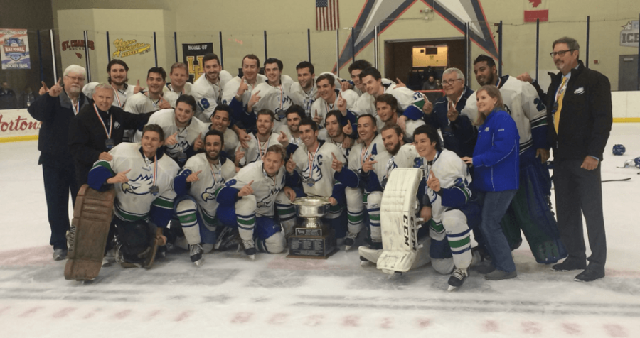 FGCU+D2+Hockey+Wins+Third+National+Championship
