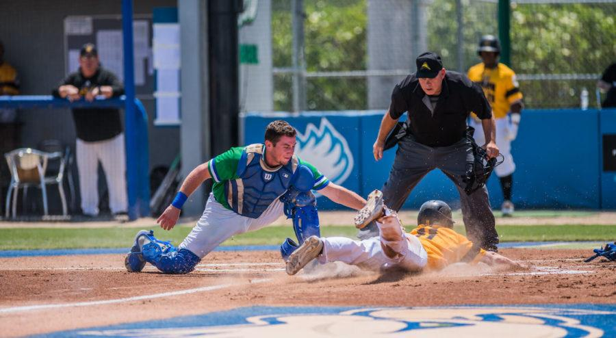 Garcia's walk off hit gives Eagles series win