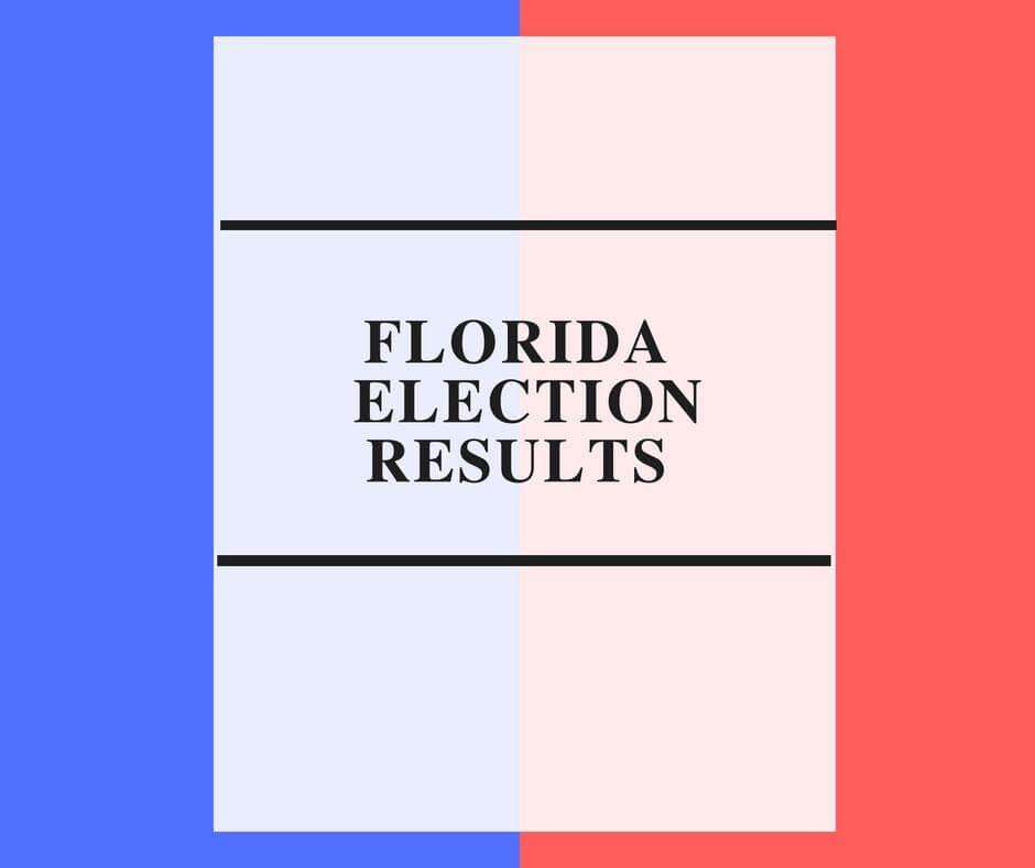 Florida primary updates