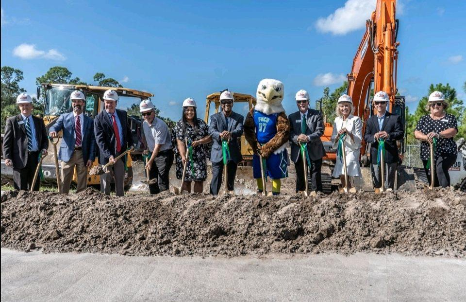 FGCU celebrates Recreation and Wellness Center groundbreaking