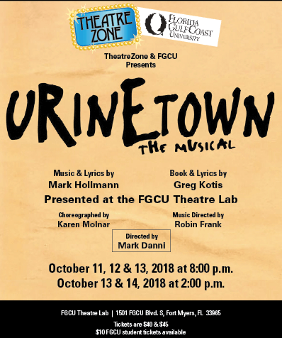 Urinetown, The Musical ready to release this October