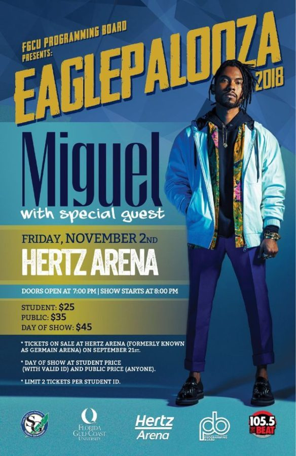 Miguel+to+perform+at+Eaglepalooza+2018