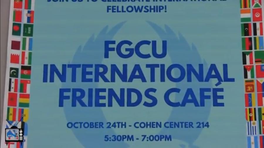 FGCU+International+Friends+Cafe