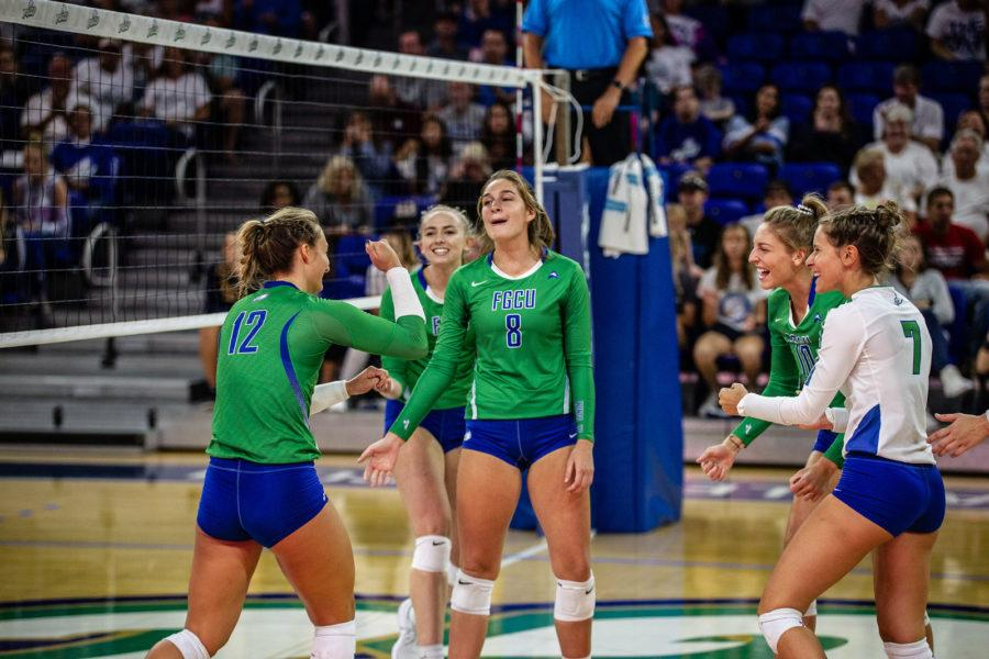 A+look+ahead+into+the+ASUN+volleyball+championship+tournament