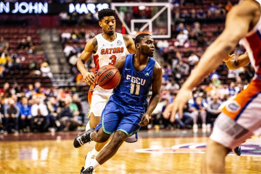 FGCU suffers loss to UF in Orange Bowl Basketball Classic
