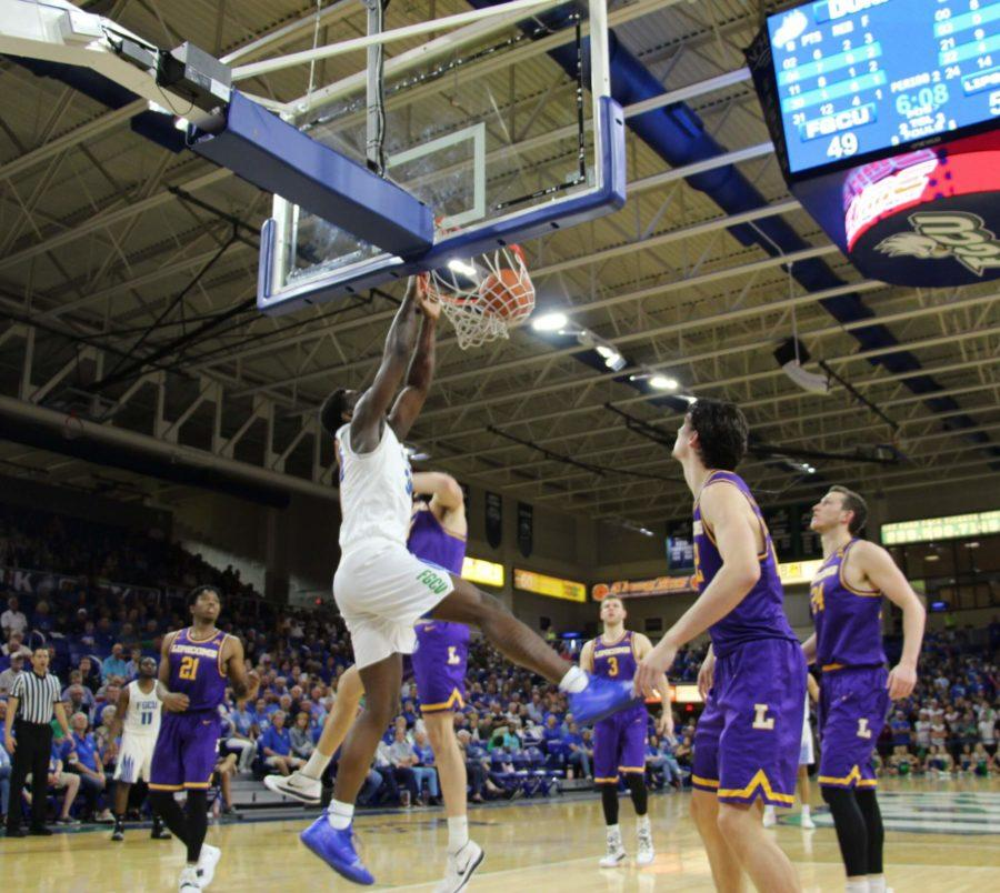FGCU stuns Lipscomb in major conference win