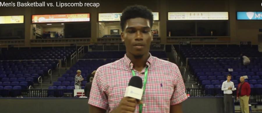 Men%27s+Basketball+vs.+Lipscomb+Recap