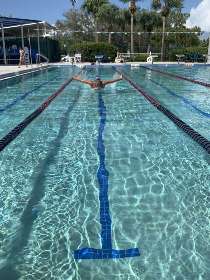 FGCU+student+swimming+for+Olympic+gold