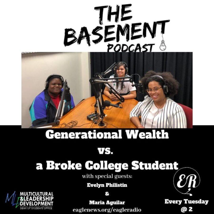 The Basement: Generational Wealth vs. a Broke College Student