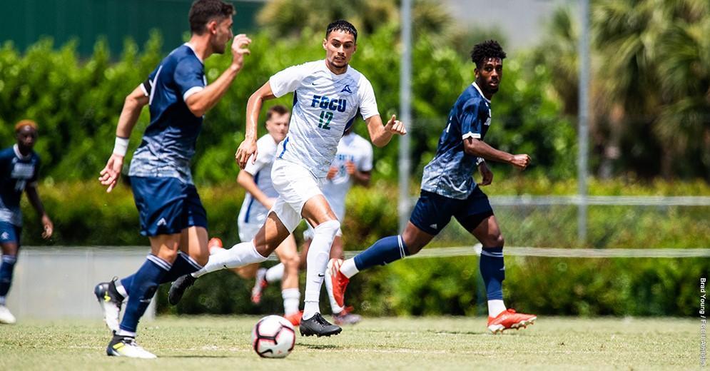 Men's Soccer loses to Cal State Fullerton