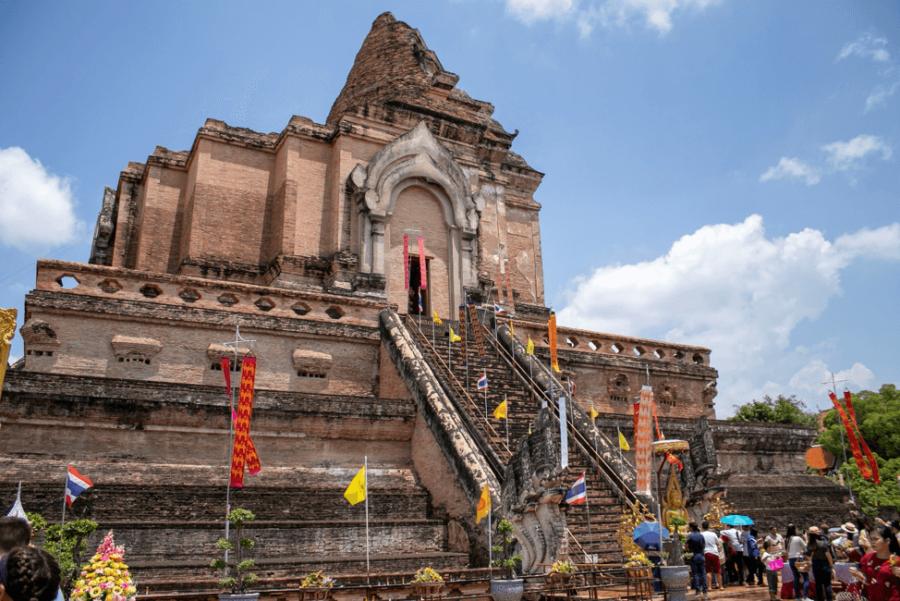 Wat+Chedi+Luang+temple.+Photo+provided+by+Kris+Locker.