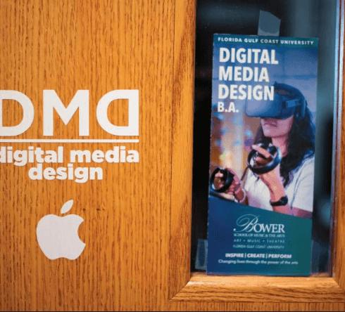 FGCU's newest major: Digital Media Design