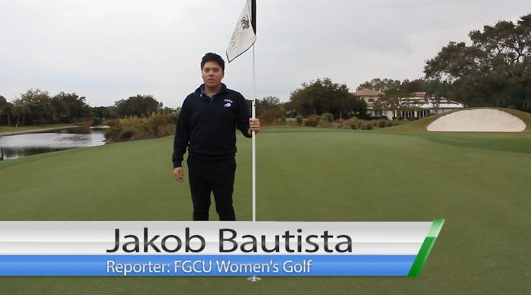 FGCU Women's Golf Feature