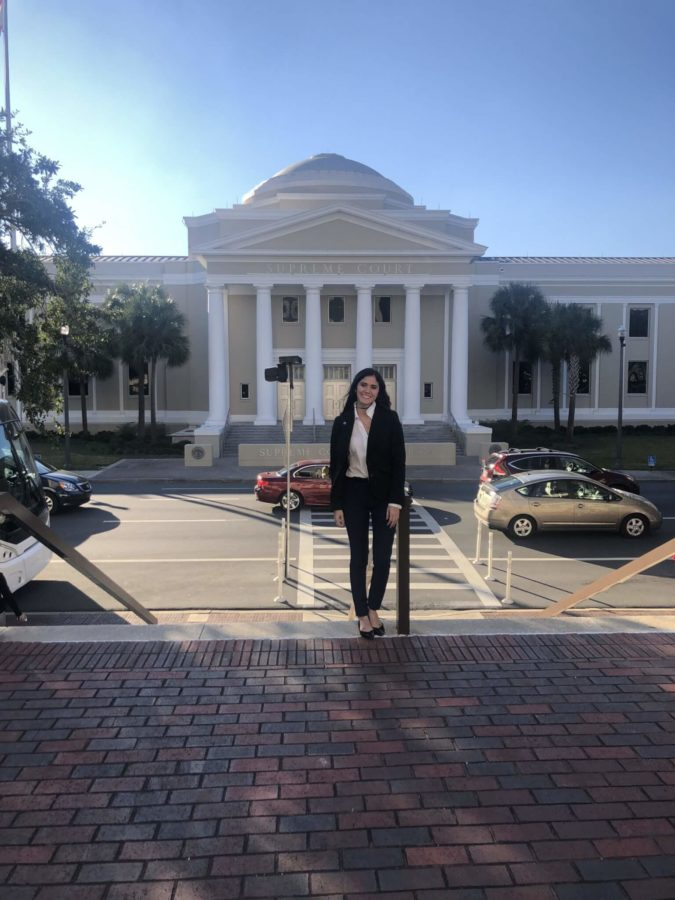 Ruiz+in+front+of+the+Florida+courthouse+in+Tallahassee.++With+the+number+of+environmental+issues+affecting+the+state%2C+voters+are+clear+in+their+commitment+to+elect+leaders+who+will+make+the+environment+a+priority+and+handle+the+effects+of+climate+change.