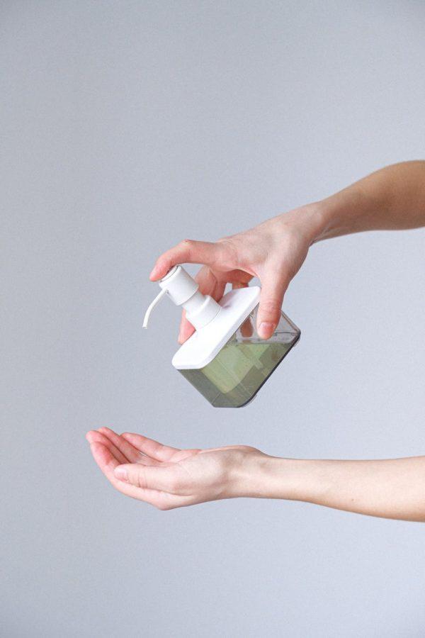 FGCU+Chemistry+Students+Make+Hand+Sanitizer+for+Campus+Departments