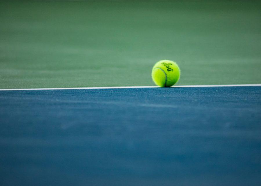 Club Tennis Continues To Play Amid Covid-19; EN Photo by Julia Bonavita