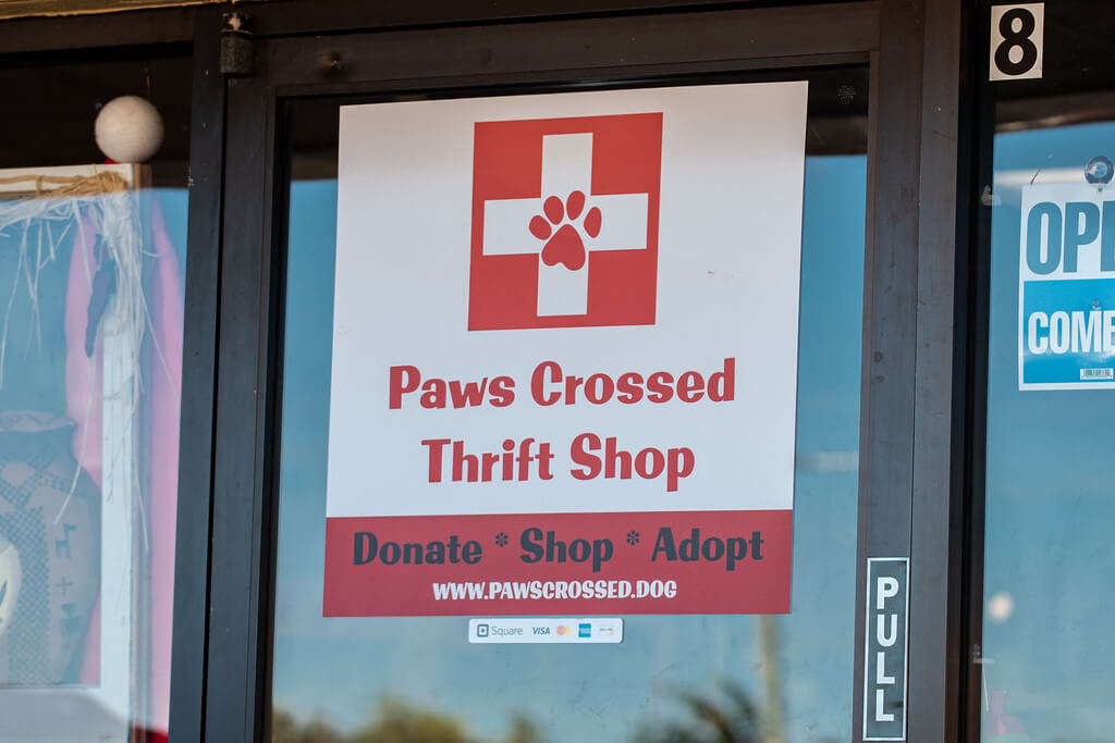 SWFL Hot Spot: Paws Crossed Thrift Shop
