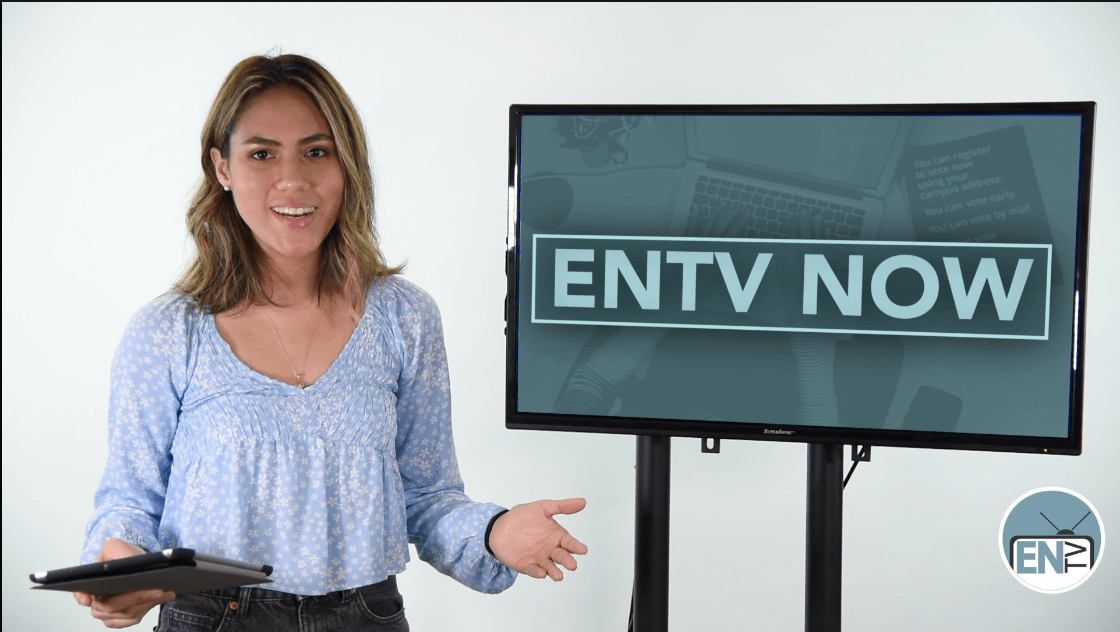 ENTV NOW: January news on campus