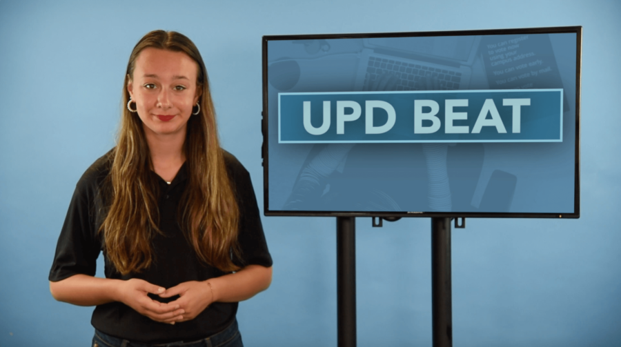 Katie Fogarty goes over the UPD police reports of this week.