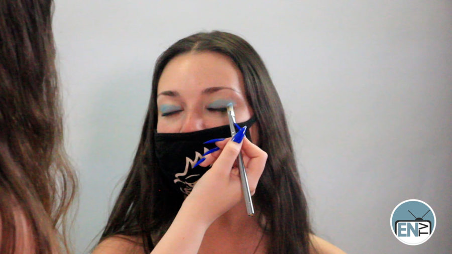 ENTV Does Makeup