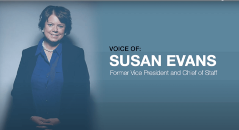 Susan Evans recalls 30-year-old memories after announcing her departure from FGCU