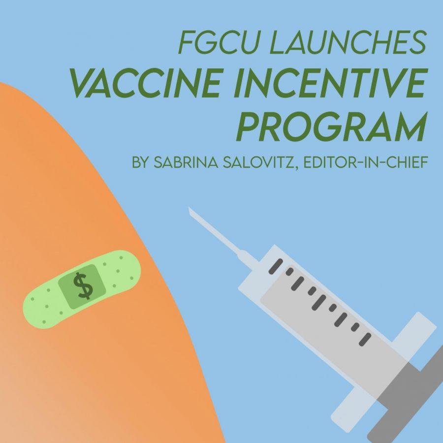 FGCU Launches Vaccine Incentive Program
