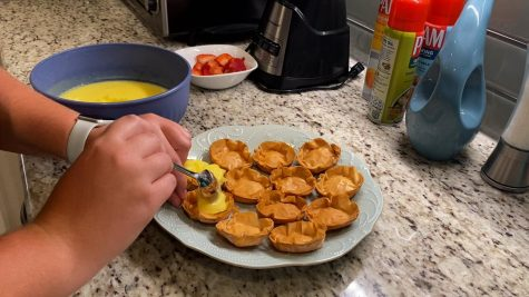 Eagle Eats: Pudding Tarts