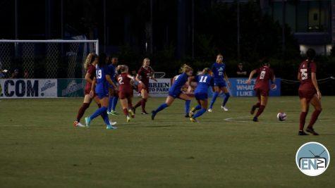 FGCU Womens Soccer vs. FSU Recap
